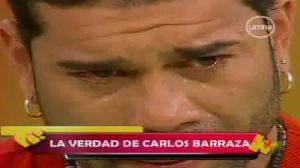 Amor amor amor , farándula peruana , El valor de la verdad , Sandro Baylón , Danuzka Zapata , Carlos Barraza , Carlos Tomate Barraza