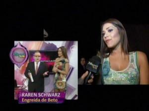 Magaly Medina , Beto Ortiz , Karen Schwarz , Videos de Espectáculos , Magaly TeVe , Sofía Franco