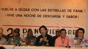 salsa , Estadio Nacional , concierto , La Fania All Stars , Rubén Blades