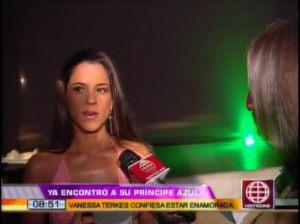 Vanessa Terkes , Videos de Espectáculos , América TV , América Espectáculos