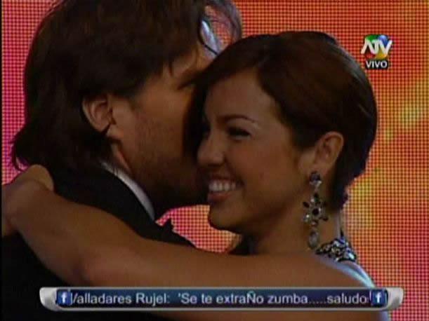 Paloma Fiuza Y Miguel Arce