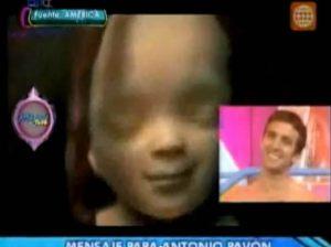 Antonio Pavon , Sheyla Rojas , Esto es guerra , América Televisión