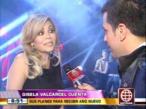 Gisela Valcárcel , El Gran Show , Videos de Espectáculos , América TV , América Espectáculos
