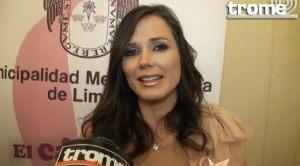 Bebé , Nacimiento , Embarazo , ex Miss Mundo , Farándula Peruana , Dos Sapos y Una Reina , Maju Mantilla
