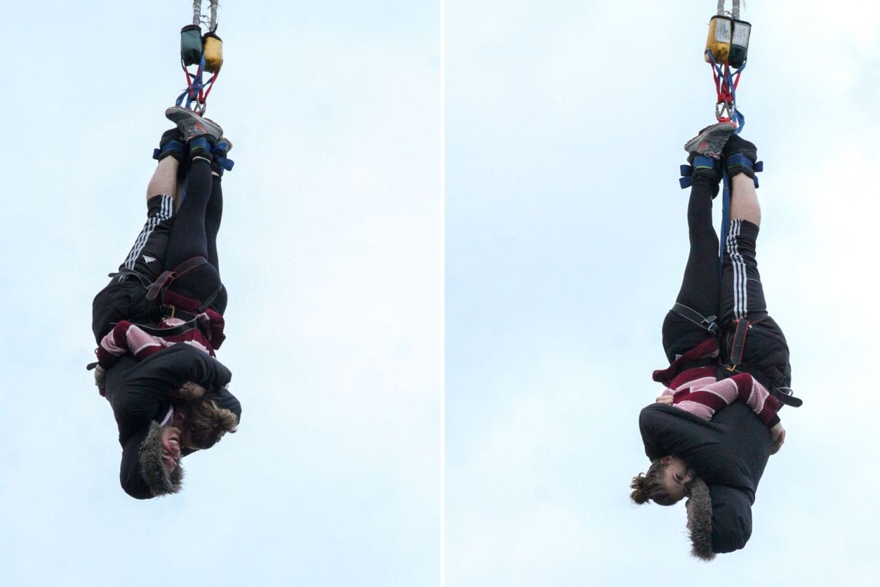couple-tandem-bungee-jumping