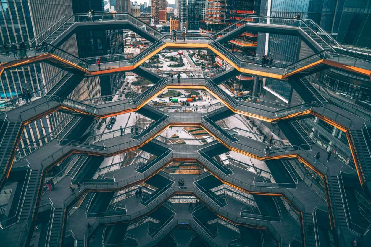 the-view-from-the-top-of-the-vessel-an-architectural-tourist-attraction-at-hudson-yards-in-new-york