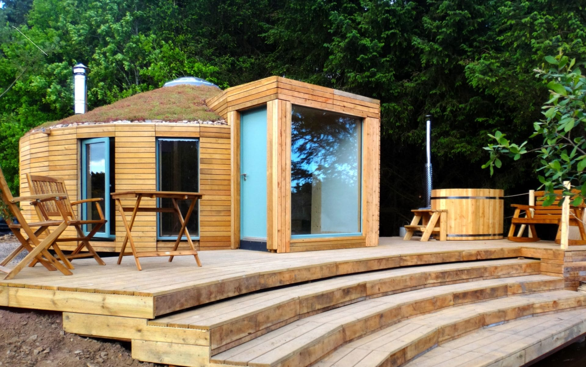 11 Amazing Glamping Holidays With A Hot Tub In Scotland Faraway Lucy