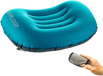 trekology-ultralight-inflating-travel-camping-teal-blue-pillows-compressible-compact-comfortable-ergonomic-pillow-wild-camping-essentials