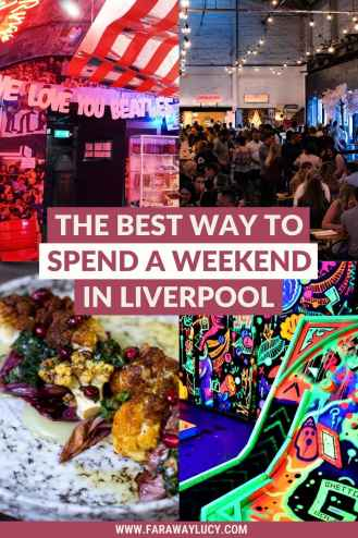 The Best Way to Spend a Weekend in Liverpool [Itinerary]. This guide to how to spend 2 days in Liverpool will show you where to stay, what to eat, and all the best things to do in Liverpool. Click through to read more...