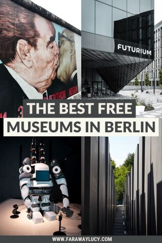The Best Free Museums in Berlin You Need to Visit. Looking for fun things to do in Berlin without breaking the bank? Click through to discover the best free museums in Berlin...