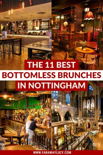 The 11 Best Bottomless Brunches in Nottingham You Need to Try. Looking for the best brunch spots in Nottingham? Look no further! Click through to discover them...