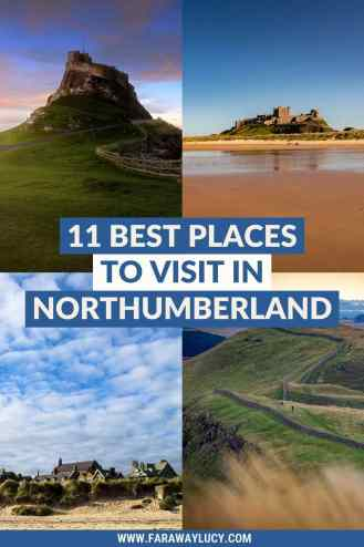 11 Best Places to Visit in Northumberland for a Fun Day Out. There are so many great things to do in Northumberland and this article shares the best of the best! Click through to read more...