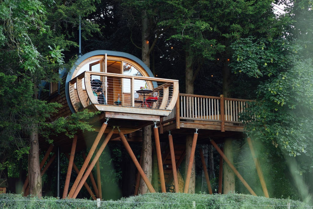 dabinett-treehouse-on-stilts-in-trees-at-the-orchard-glamping-somerset