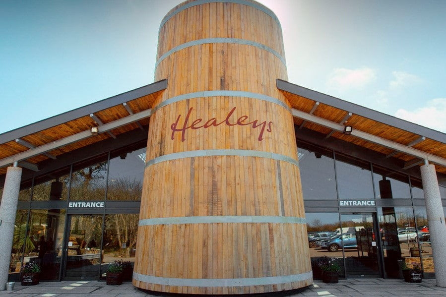 healeys-cornish-cyder-farm-exterior-entrance-indoor-activities-cornwall