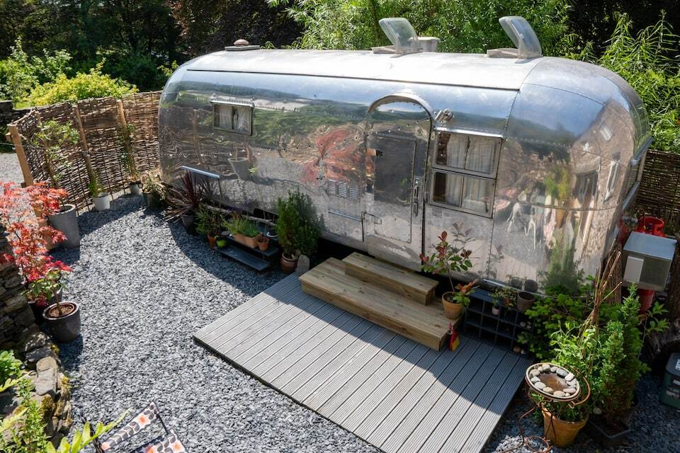 silver-dixie-airstream-in-garden-in-staveley-windermere-airbnbs-lake-district