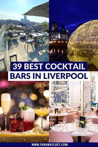 The 39 Best Cocktail Bars in Liverpool [2021]. From live music bars and Speakeasy style bars to rooftop bars and even a pirate-themed bar, you'll love these cocktail bars in Liverpool. Click through to read more...