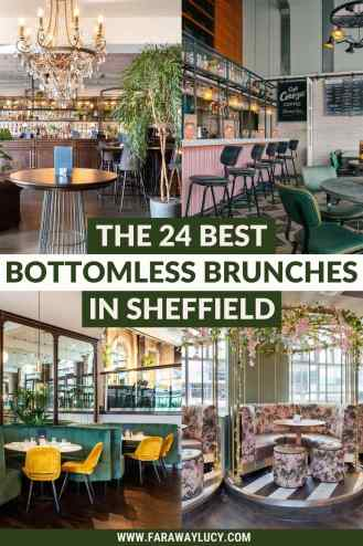Bottomless Brunch Sheffield: 24 Best Brunches You Need to Try