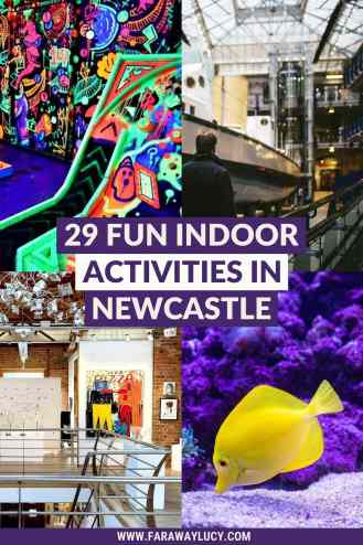 29 Fun Indoor Activities in Newcastle You Need to Try. From crazy golf, escape rooms and dog cafes to art galleries and museums, here are 29 fun indoor activities in Newcastle you need to try! Click through to read more...