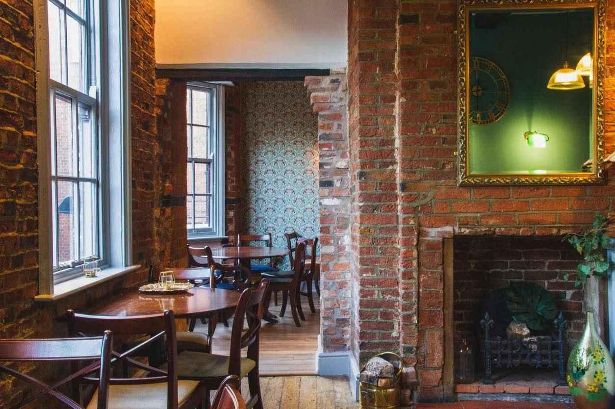 interior-of-no-twelve-restaurant-with-exposed-brick-walls