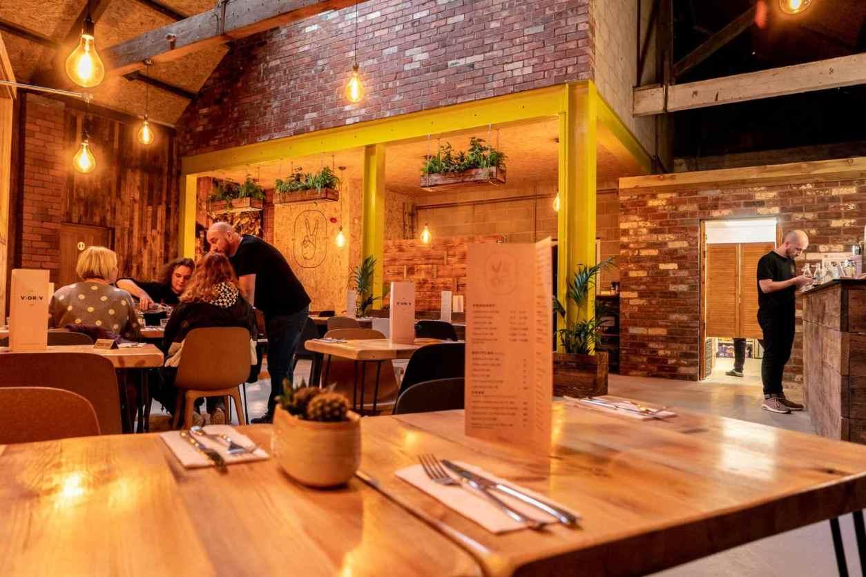 v-or-v-vegetarian-vegan-restaurant-with-exposed-brick-walls-bottomless-brunch-sheffield
