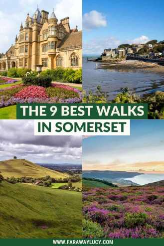 The 9 Best Walks in Somerset That You Need to Go On. From the sunny coast and the countryside to deep woodlands and gorges, here are the 9 best walks in Somerset that you need to go on! Click through to read more...