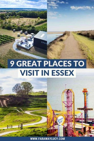 9 Great Places to Visit in Essex for a Fun Day Out. From vineyards, nature reserves and country parks to museums and theme parks, here are 9 great places to visit in Essex for a fun day out! Click through to read more...