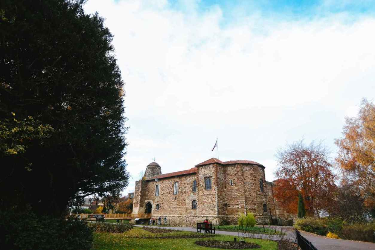 exterior-of-colchester-castle-on-sunny-day-in-autumn