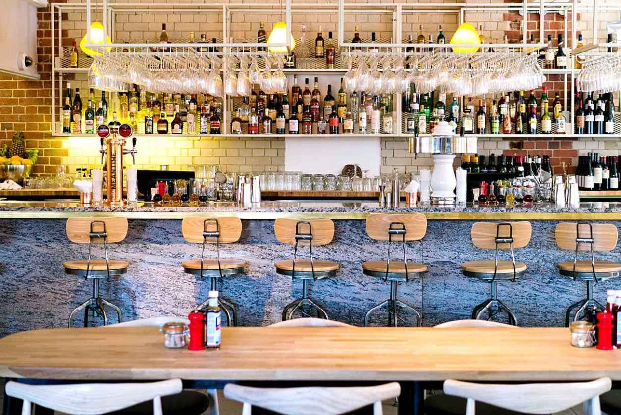 seats-at-bar-of-forge-and-co