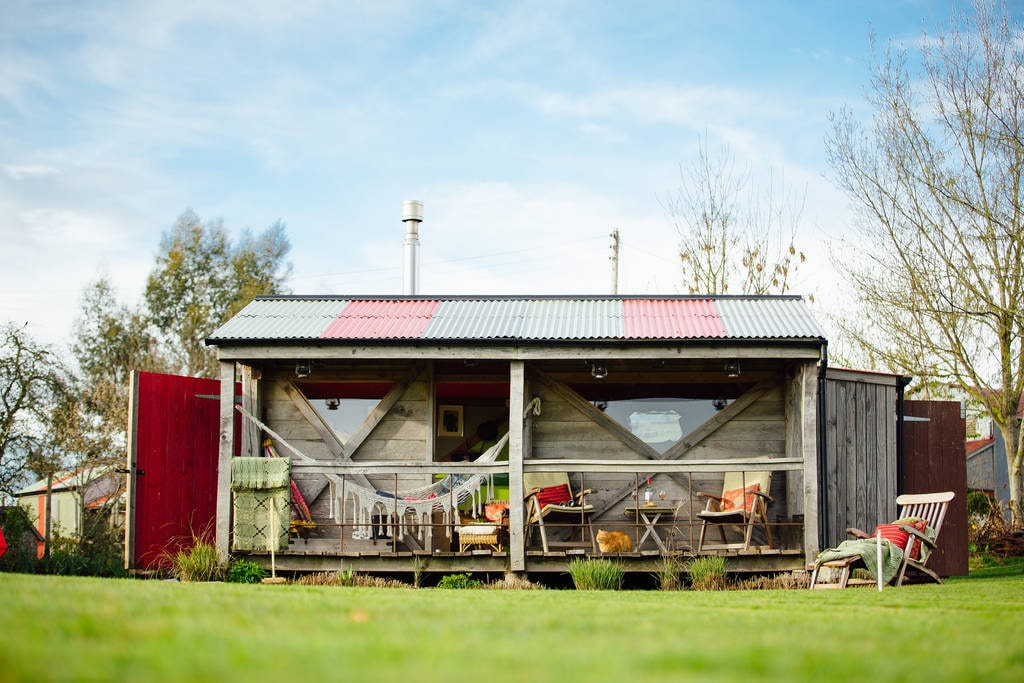 stripy-bothy-with-hammock-and-seating-area-on-deck