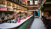 inside-revolution-with-bar-and-restaurant-seating-bottomless-brunch-leicester
