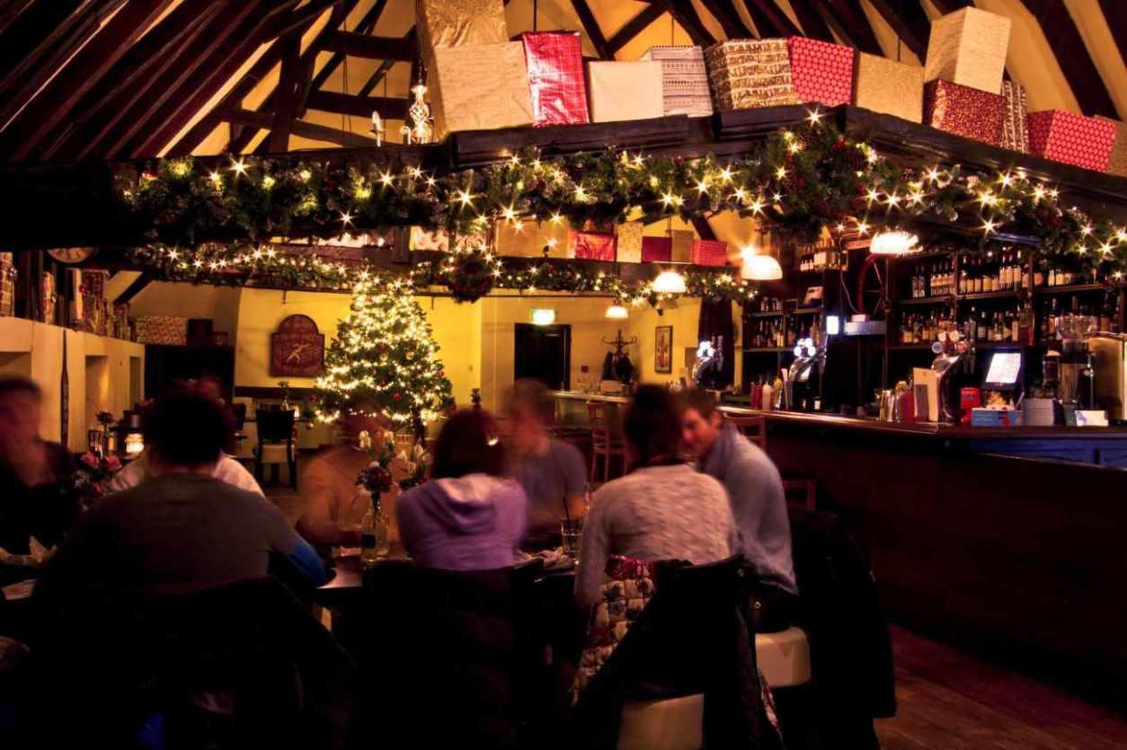 interior-of-bedfords-bar-at-night-at-christmas