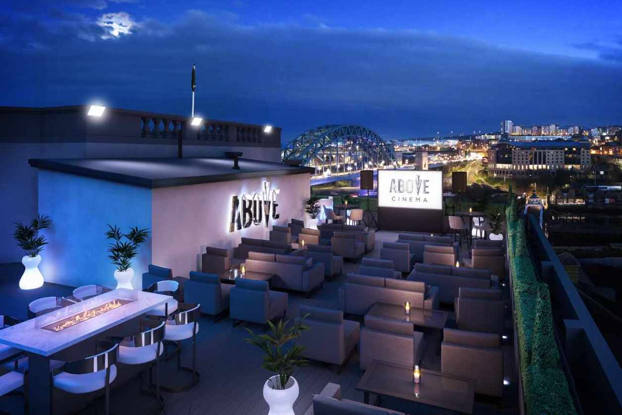above-cinema-at-night-rooftop-bars-newcastle