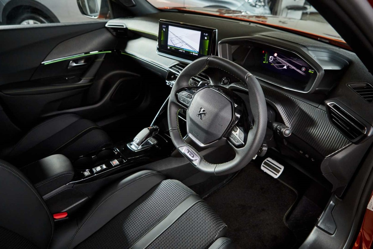interior-of-peugeot-2008-suv-steering-wheel-and-dashboard