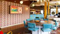 interior-of-the-breakfast-club-bottomless-brunch-oxford