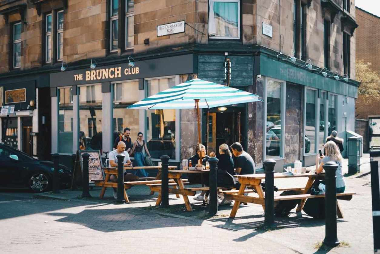exterior-of-the-brunch-club-cafe-best-brunch-glasgow