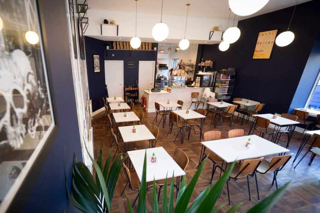 interior-of-cafe-strange-brew-best-brunch-glasgow