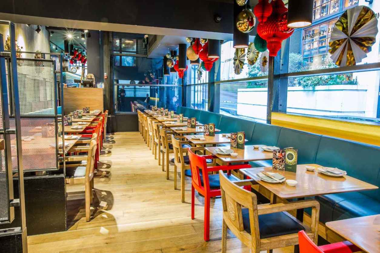 interior-of-ping-pong-bottomless-brunch-covent-garden