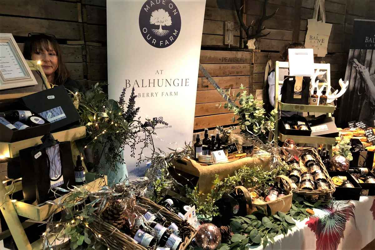 stall-in-balgove-larder-christmas-night-market-in-st-andrews