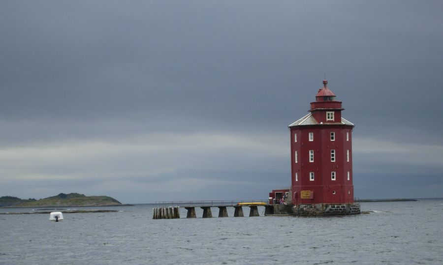 Kjeungskjaer Lighthouse