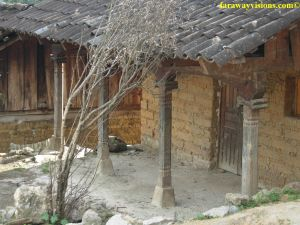 Traditional house in Chajul
