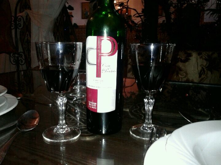 Moroccan Red Wine