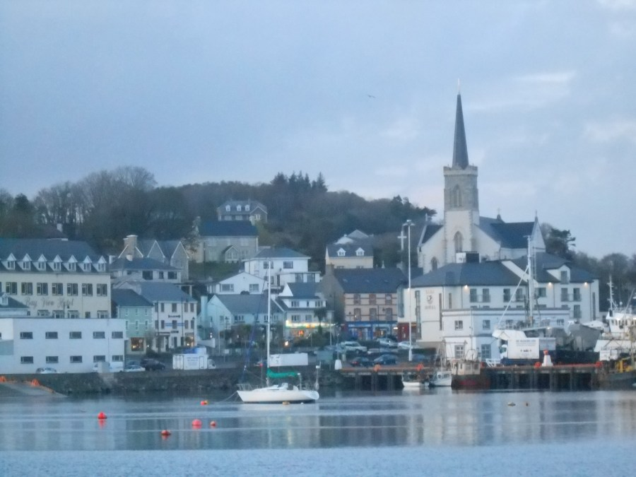 Killybegs town and harbour