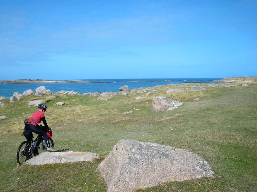 Annagry to Dunfanaghy by Bicycle along WAW