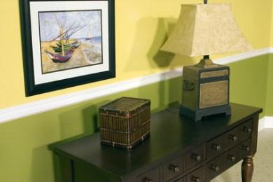 Gestaltung Farbe für kleine Räume