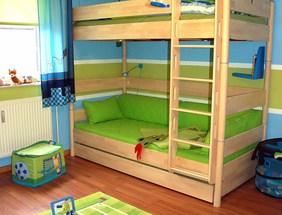 Welche Farbe im Kinderzimmer?