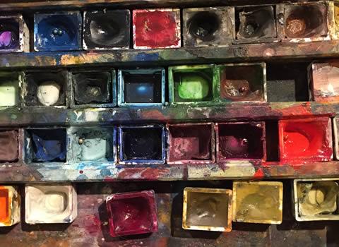 """Selbsttest zur Farbgestaltung: Wie finde ich """"meine"""" Wandfarbe?"""
