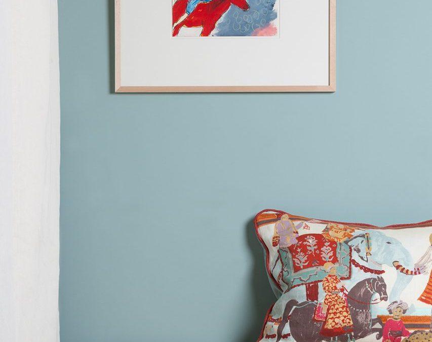 Türkis als Wandfarbe- individuell, sommerlich und liebenswert