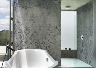 Keine Fliesen Im Duschbereich die fugenlose dusche trendig und chic farbefreudeleben