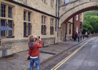 sight seeing Oxford