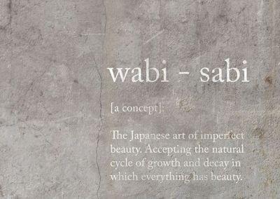 wabi sabi definition